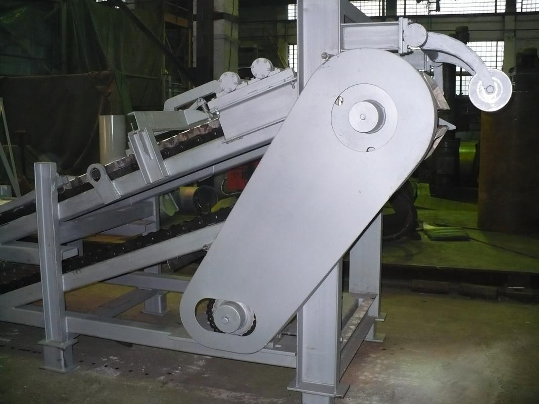 Конвейер разливочный алюминий руль от транспортер т6